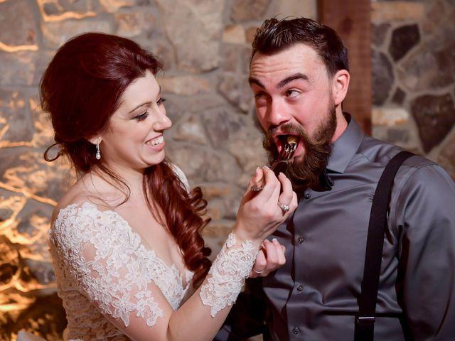 James and Alysha's Wedding in Vernon, New Jersey 59