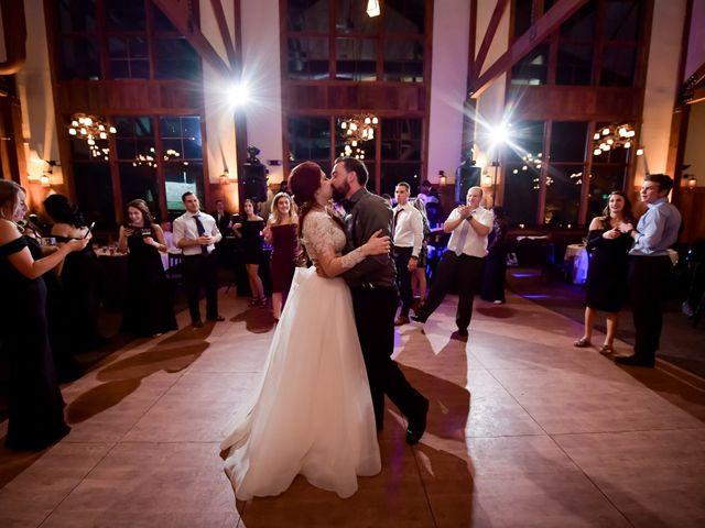 James and Alysha's Wedding in Vernon, New Jersey 61