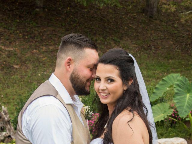 Robin and Stephanie's Wedding in Asheville, North Carolina 1
