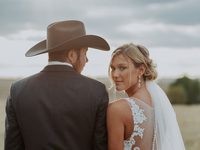 Reed and Leean's Wedding in Thrall, Texas 1