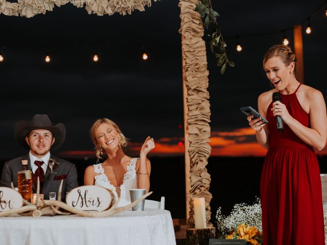 Reed and Leean's Wedding in Thrall, Texas 23