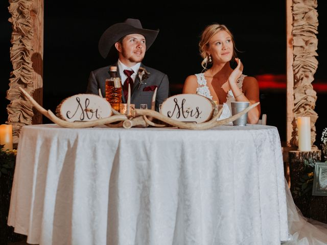 Reed and Leean's Wedding in Thrall, Texas 24