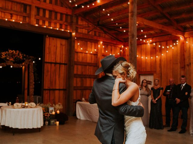 Reed and Leean's Wedding in Thrall, Texas 25