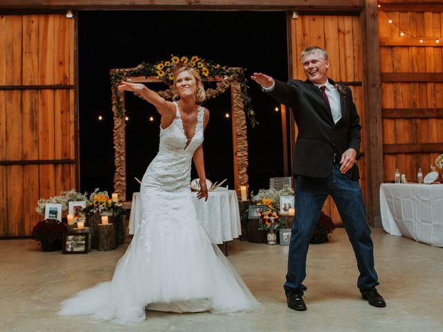 Reed and Leean's Wedding in Thrall, Texas 26