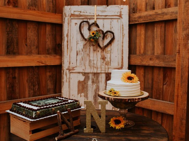 Reed and Leean's Wedding in Thrall, Texas 27