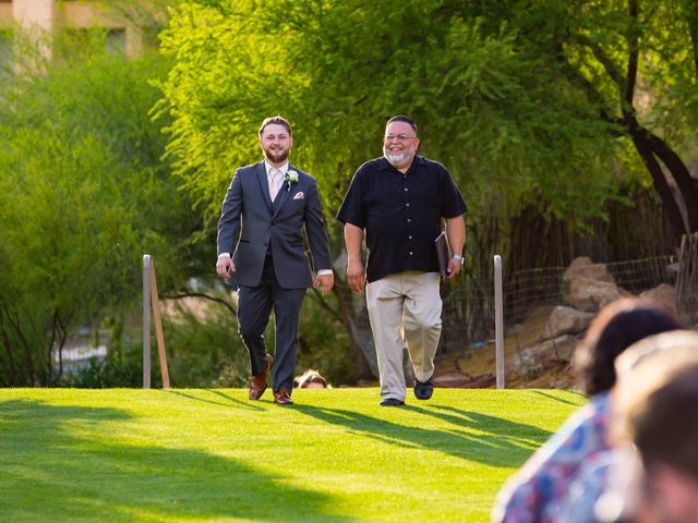 Bryan and Kerra's Wedding in Tucson, Arizona 15