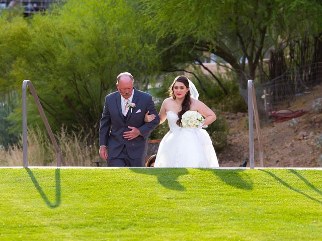 Bryan and Kerra's Wedding in Tucson, Arizona 22