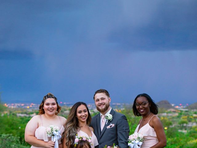 Bryan and Kerra's Wedding in Tucson, Arizona 36