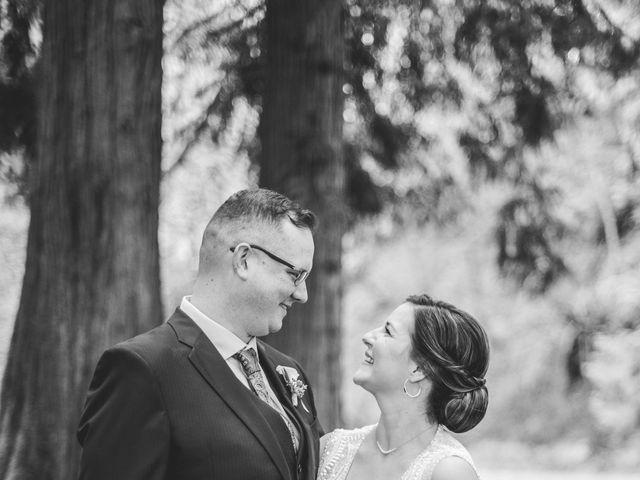 Jared and Sarah's Wedding in Portland, Oregon 6