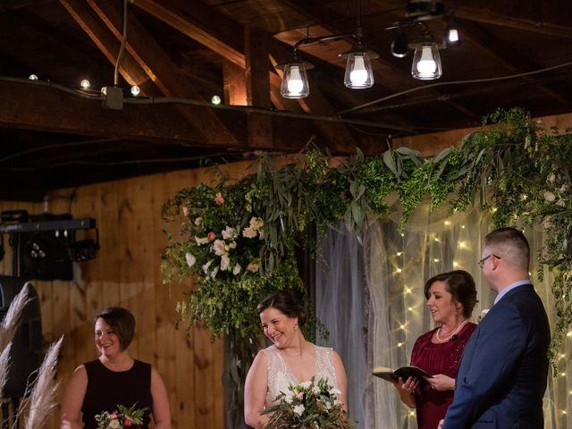 Jared and Sarah's Wedding in Portland, Oregon 8