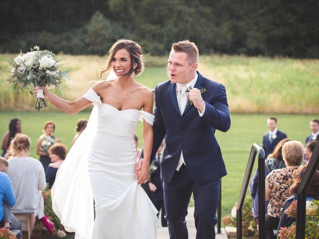 Zach and Olivia's Wedding in Cedar Rapids, Iowa 5