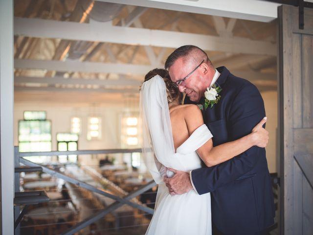 Zach and Olivia's Wedding in Cedar Rapids, Iowa 14