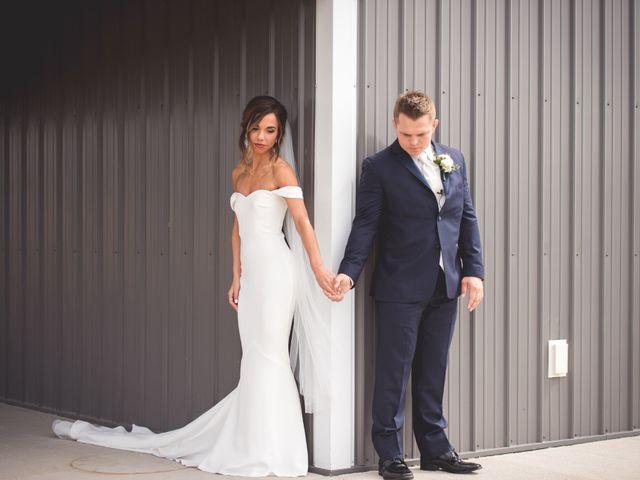 Zach and Olivia's Wedding in Cedar Rapids, Iowa 15