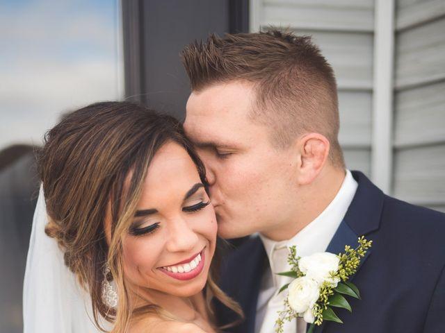 Zach and Olivia's Wedding in Cedar Rapids, Iowa 18