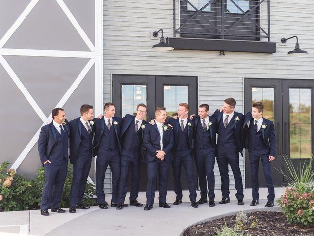 Zach and Olivia's Wedding in Cedar Rapids, Iowa 28