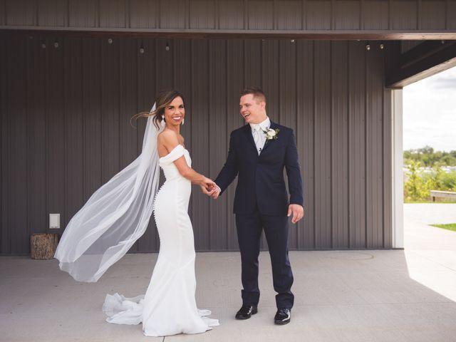 Zach and Olivia's Wedding in Cedar Rapids, Iowa 34
