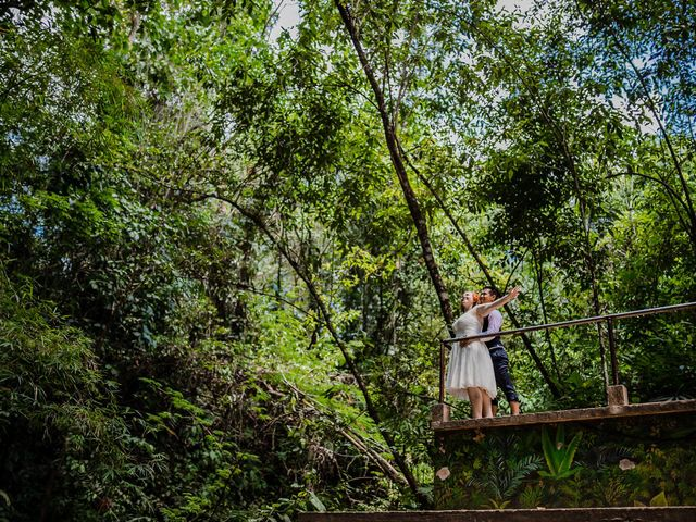 Julie and Herman's Wedding in Cayo District, Belize 2