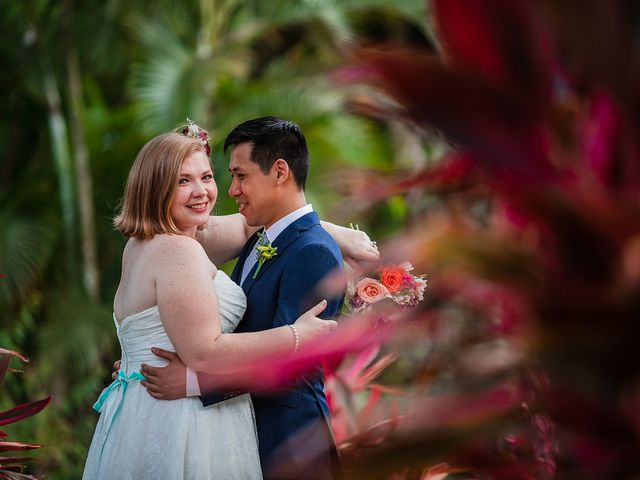 Julie and Herman's Wedding in Cayo District, Belize 29