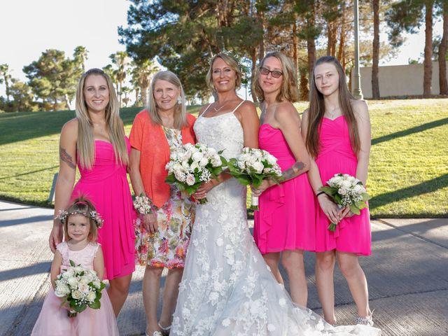 David and Amy's Wedding in Las Vegas, Nevada 9