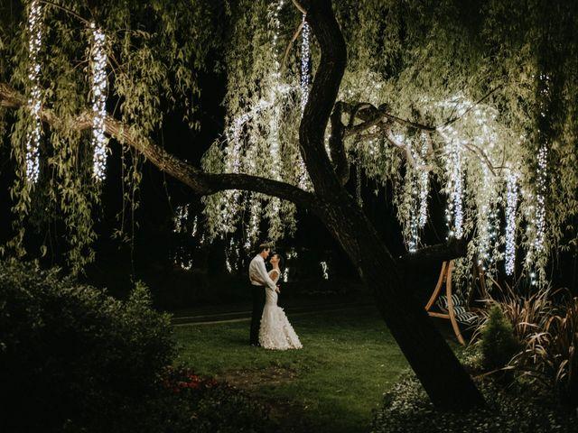 Jessica and Conrad's Wedding in Los Gatos, California 4