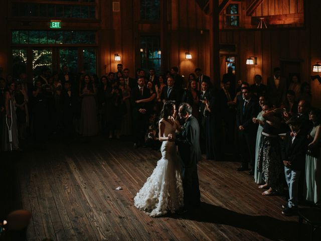 Jessica and Conrad's Wedding in Los Gatos, California 25