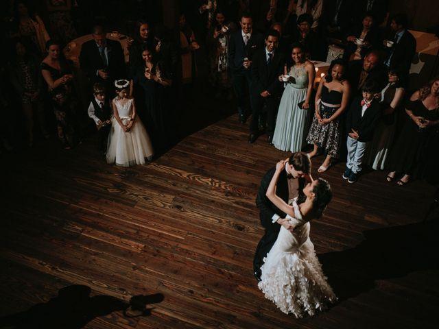 Jessica and Conrad's Wedding in Los Gatos, California 26