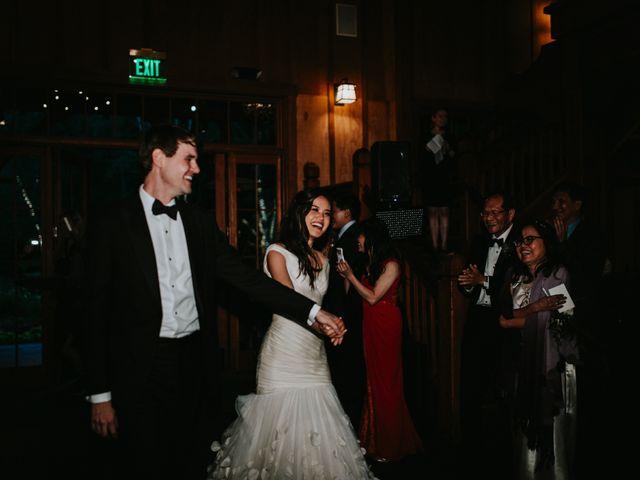 Jessica and Conrad's Wedding in Los Gatos, California 28