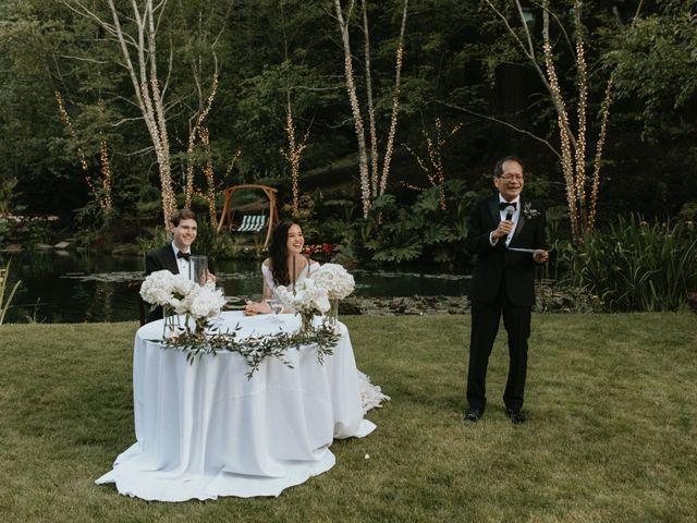 Jessica and Conrad's Wedding in Los Gatos, California 33