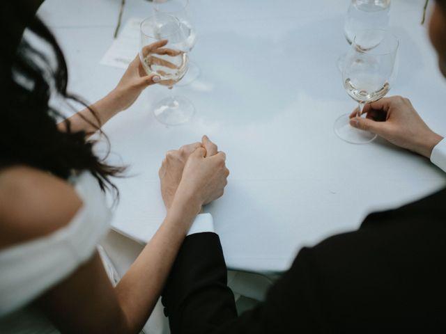 Jessica and Conrad's Wedding in Los Gatos, California 34