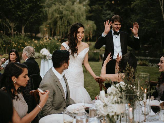 Jessica and Conrad's Wedding in Los Gatos, California 38