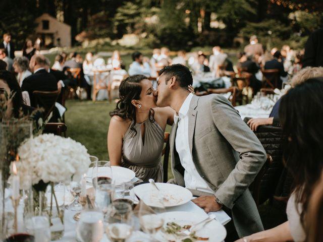 Jessica and Conrad's Wedding in Los Gatos, California 39