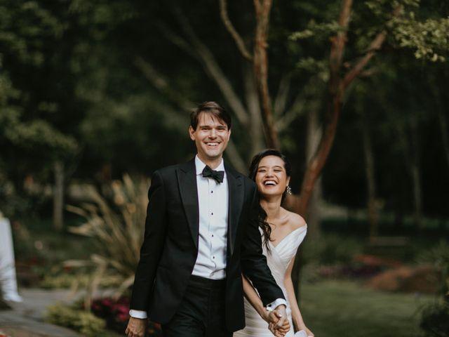 Jessica and Conrad's Wedding in Los Gatos, California 49