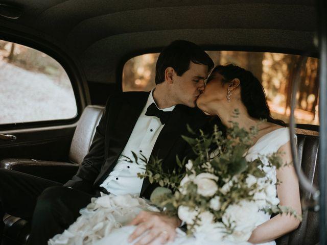 Jessica and Conrad's Wedding in Los Gatos, California 52