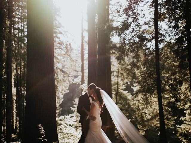 Jessica and Conrad's Wedding in Los Gatos, California 55