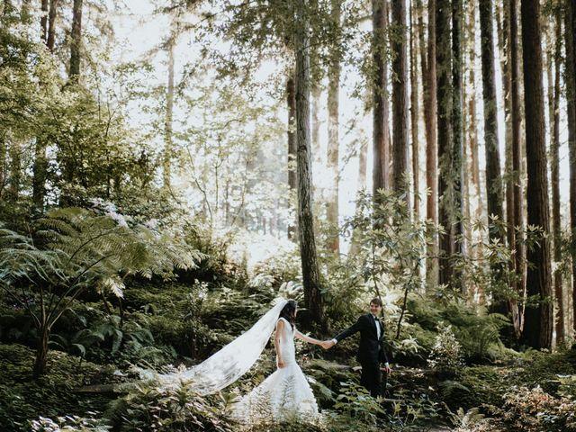 Jessica and Conrad's Wedding in Los Gatos, California 1