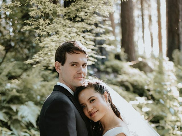 Jessica and Conrad's Wedding in Los Gatos, California 58