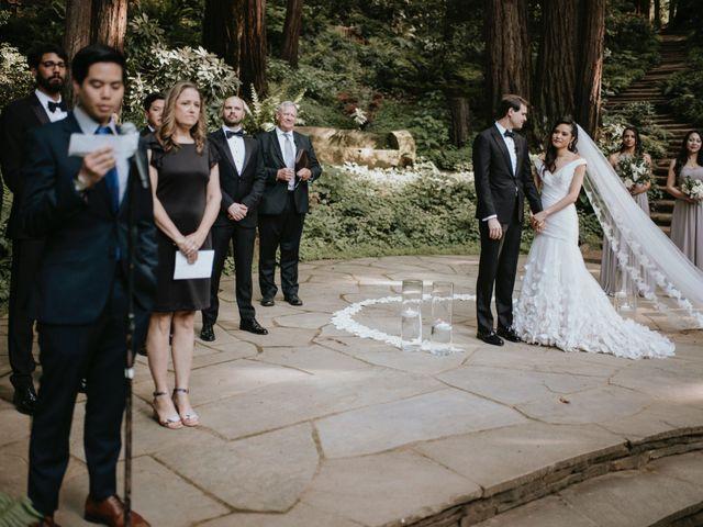 Jessica and Conrad's Wedding in Los Gatos, California 64