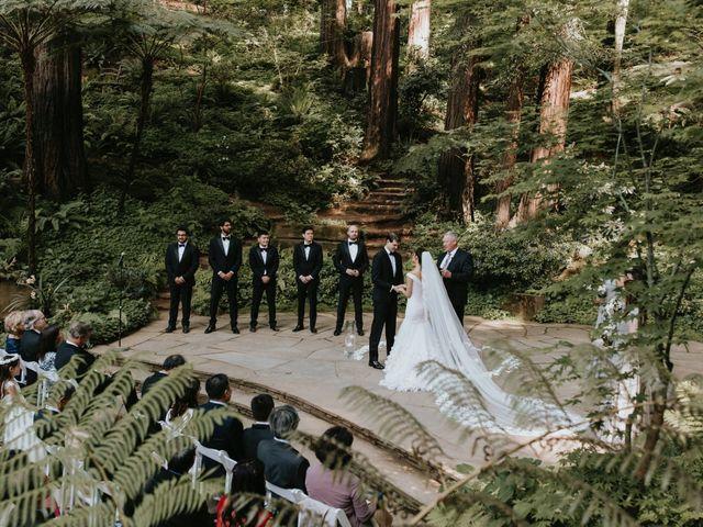 Jessica and Conrad's Wedding in Los Gatos, California 70