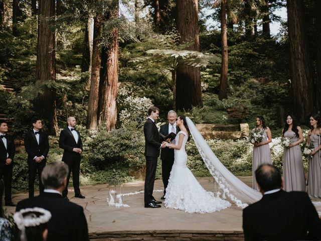 Jessica and Conrad's Wedding in Los Gatos, California 71
