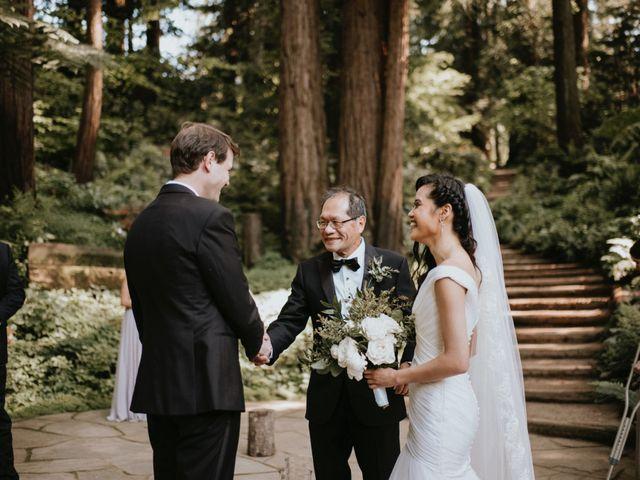 Jessica and Conrad's Wedding in Los Gatos, California 72