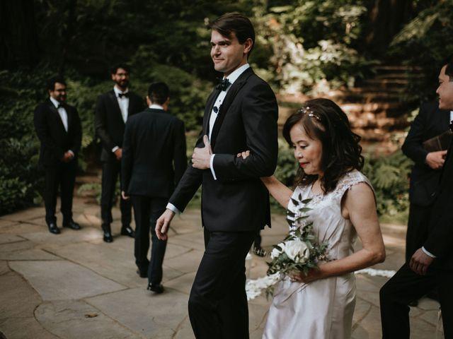 Jessica and Conrad's Wedding in Los Gatos, California 77