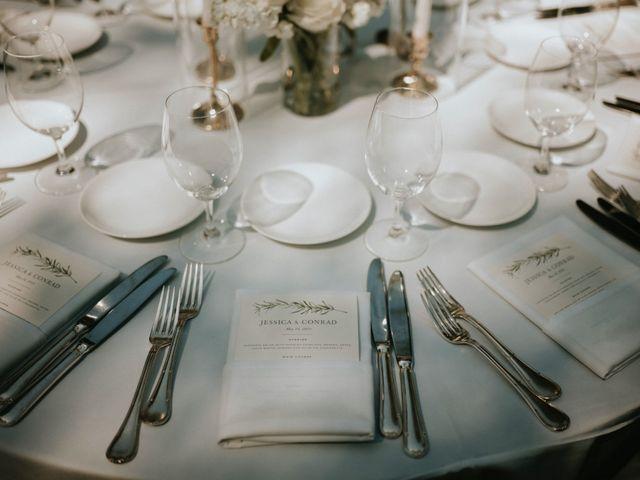 Jessica and Conrad's Wedding in Los Gatos, California 83
