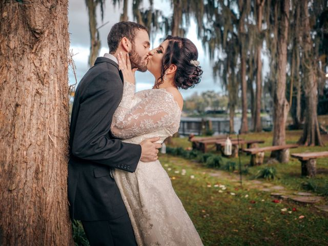 The wedding of Savannah and Colyn