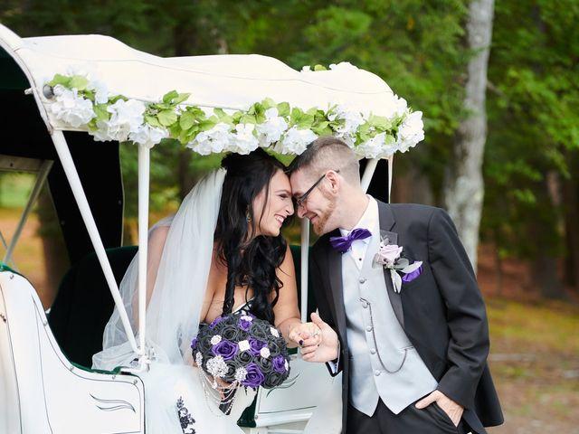 Josh and Marisa's Wedding in Windham, New Hampshire 3