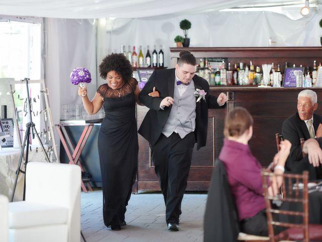 Josh and Marisa's Wedding in Windham, New Hampshire 1
