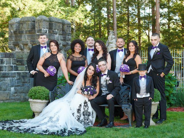 Josh and Marisa's Wedding in Windham, New Hampshire 2