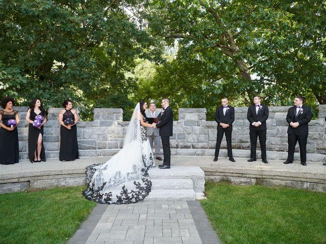 Josh and Marisa's Wedding in Windham, New Hampshire 11