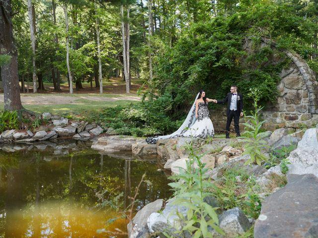 Josh and Marisa's Wedding in Windham, New Hampshire 13