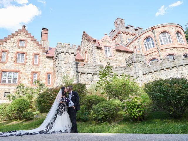 Josh and Marisa's Wedding in Windham, New Hampshire 14