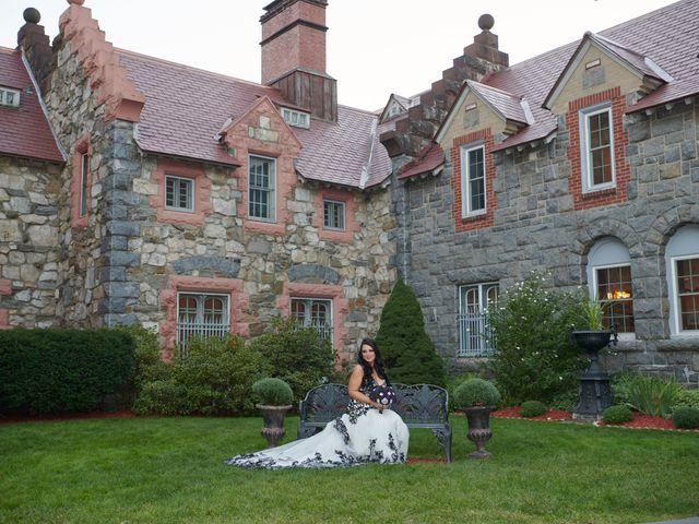 Josh and Marisa's Wedding in Windham, New Hampshire 15